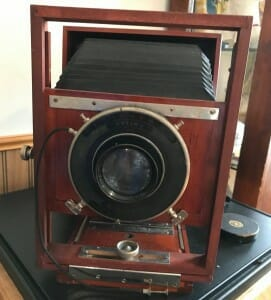 JJ Tillman's View Camera